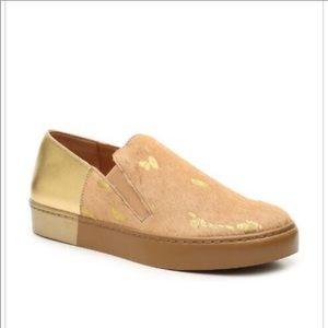 Free People Calf Hair SlipOn Sneakers /NWOT/Size
